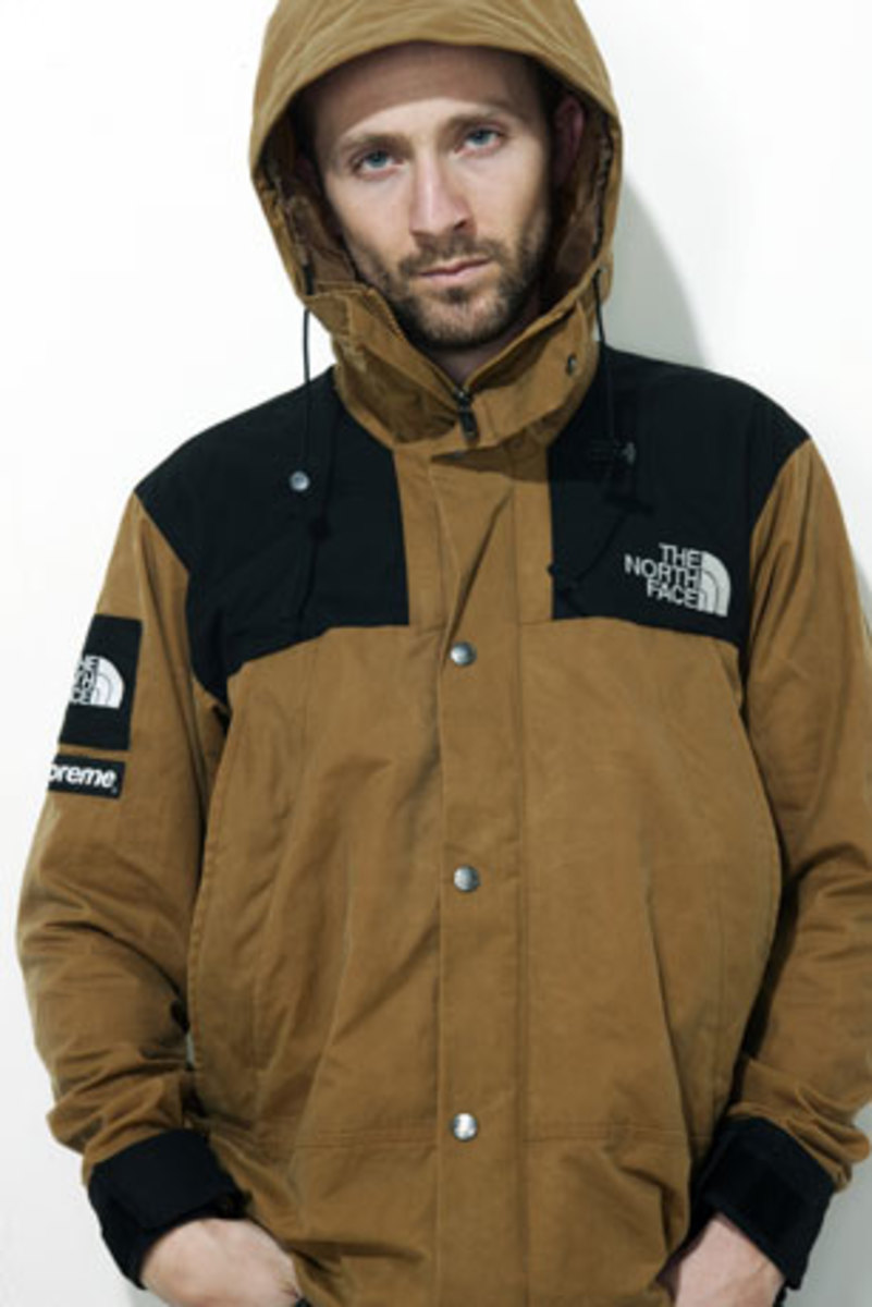 19853ef2d0 Supreme x The North Face - Fall Winter 2010 Collection - Freshness Mag