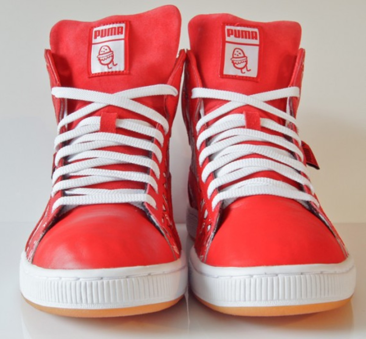 puma jon burgerman first round red 4