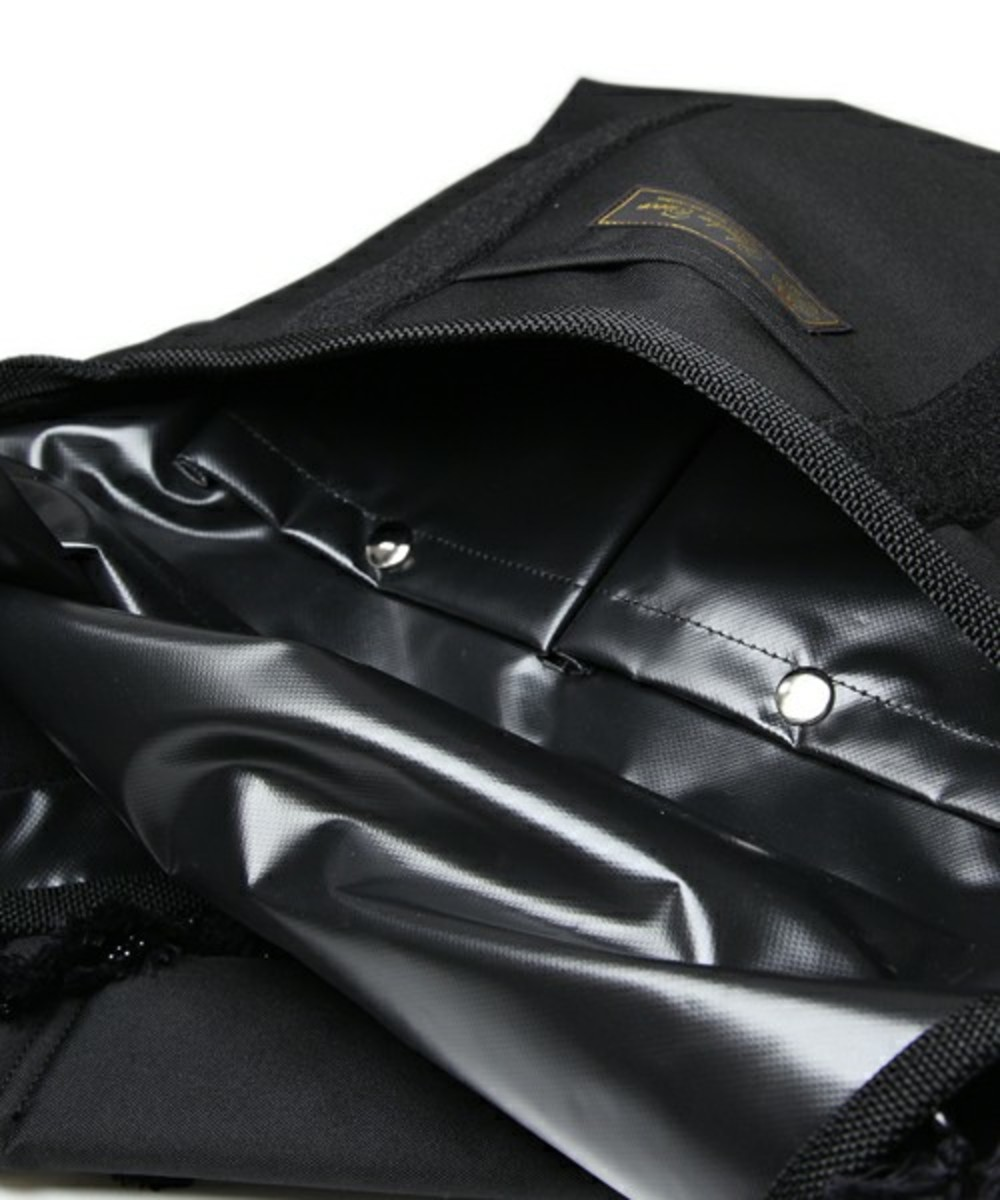 Messenger Bag Black 8