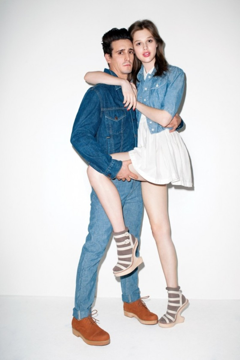 Levi's Chambray by Opening Ceremony pic 1