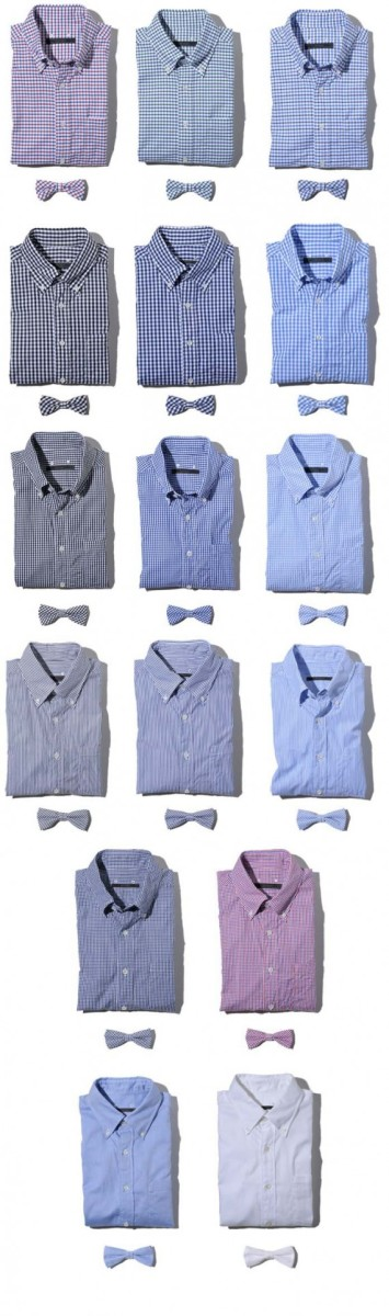 sophnet ss2011 shirt and bowtie summary1