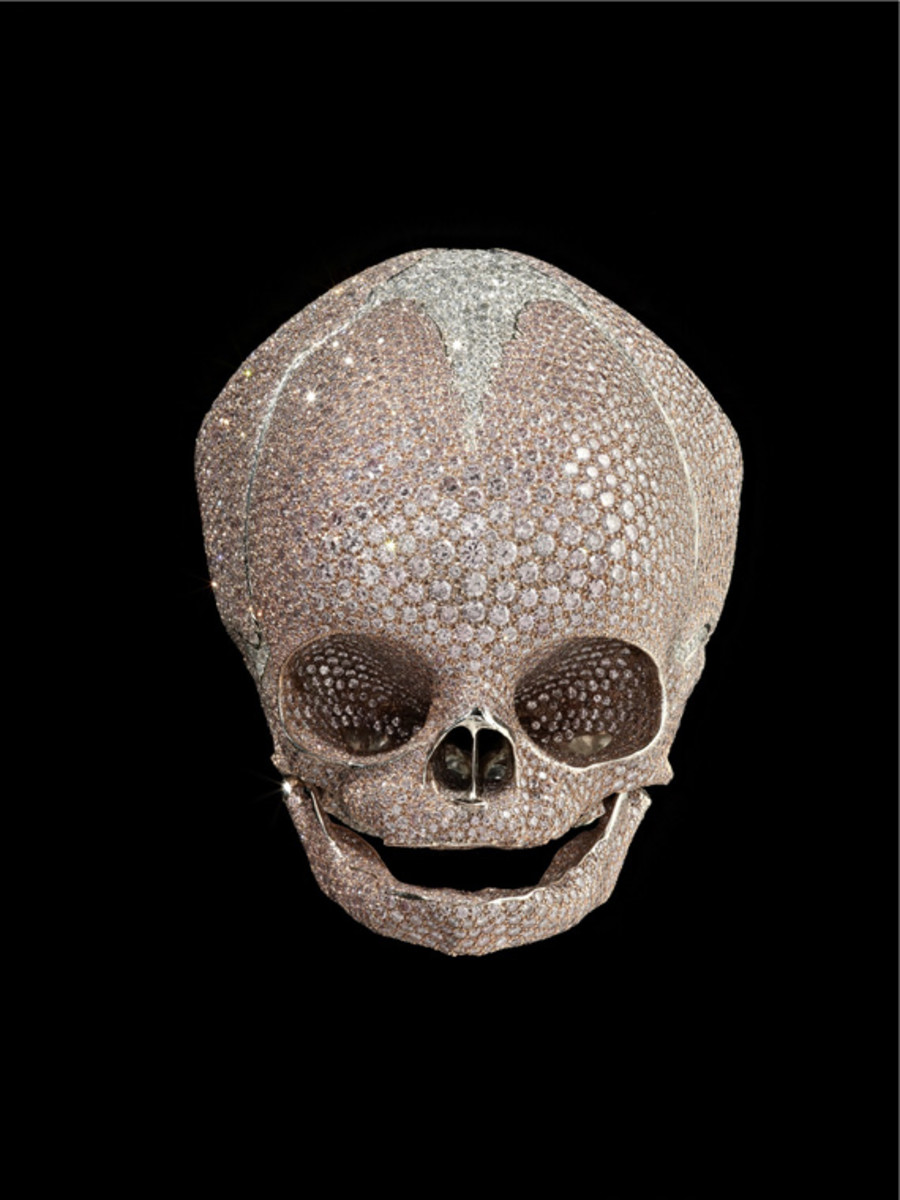 Damien Hirst- For Heaven's Sake (2008) front