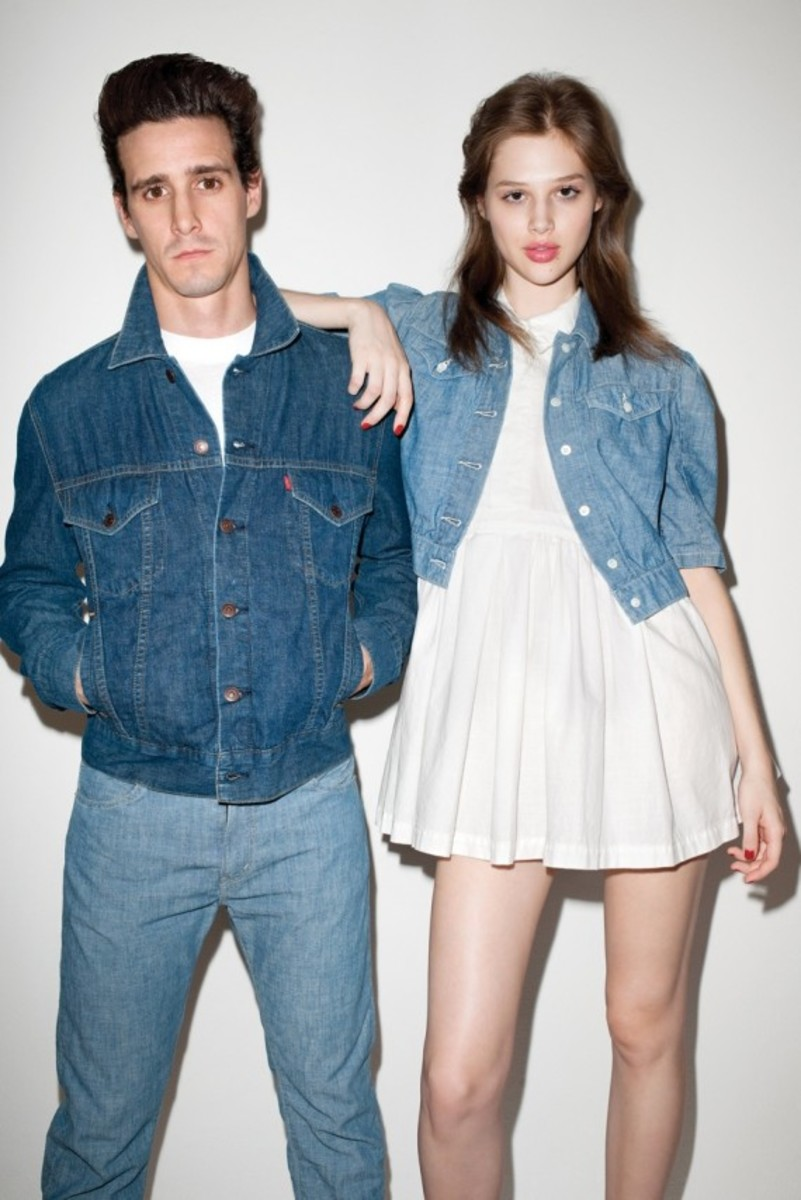 Levi's Chambray by Opening Ceremony 3