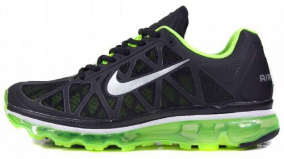 meilleures baskets f1480 66d6f Nike Air Max 2011 - Red/Black + Green/Black | Available ...
