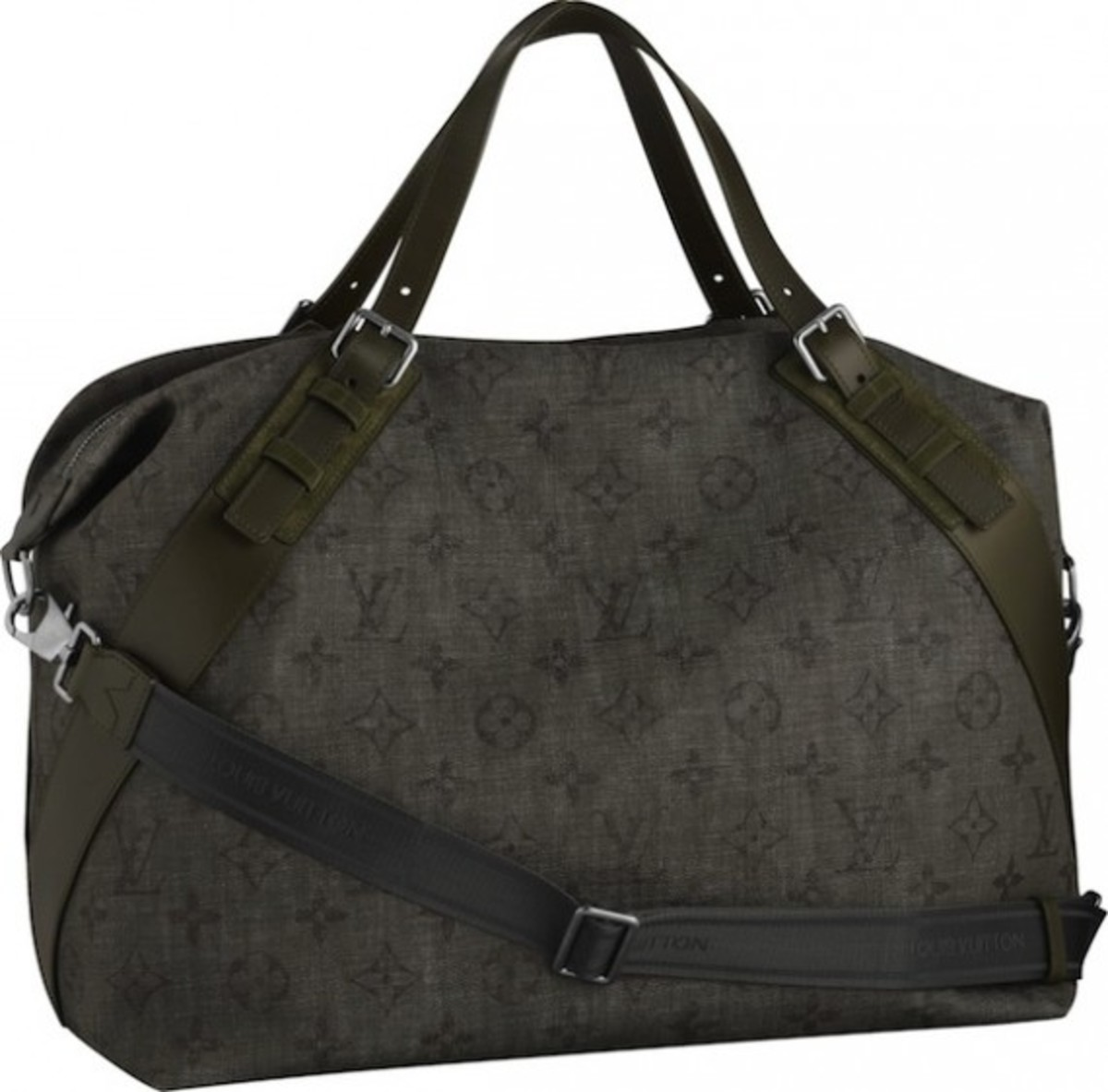 LV Monogram-Impression-Sac-Weekend