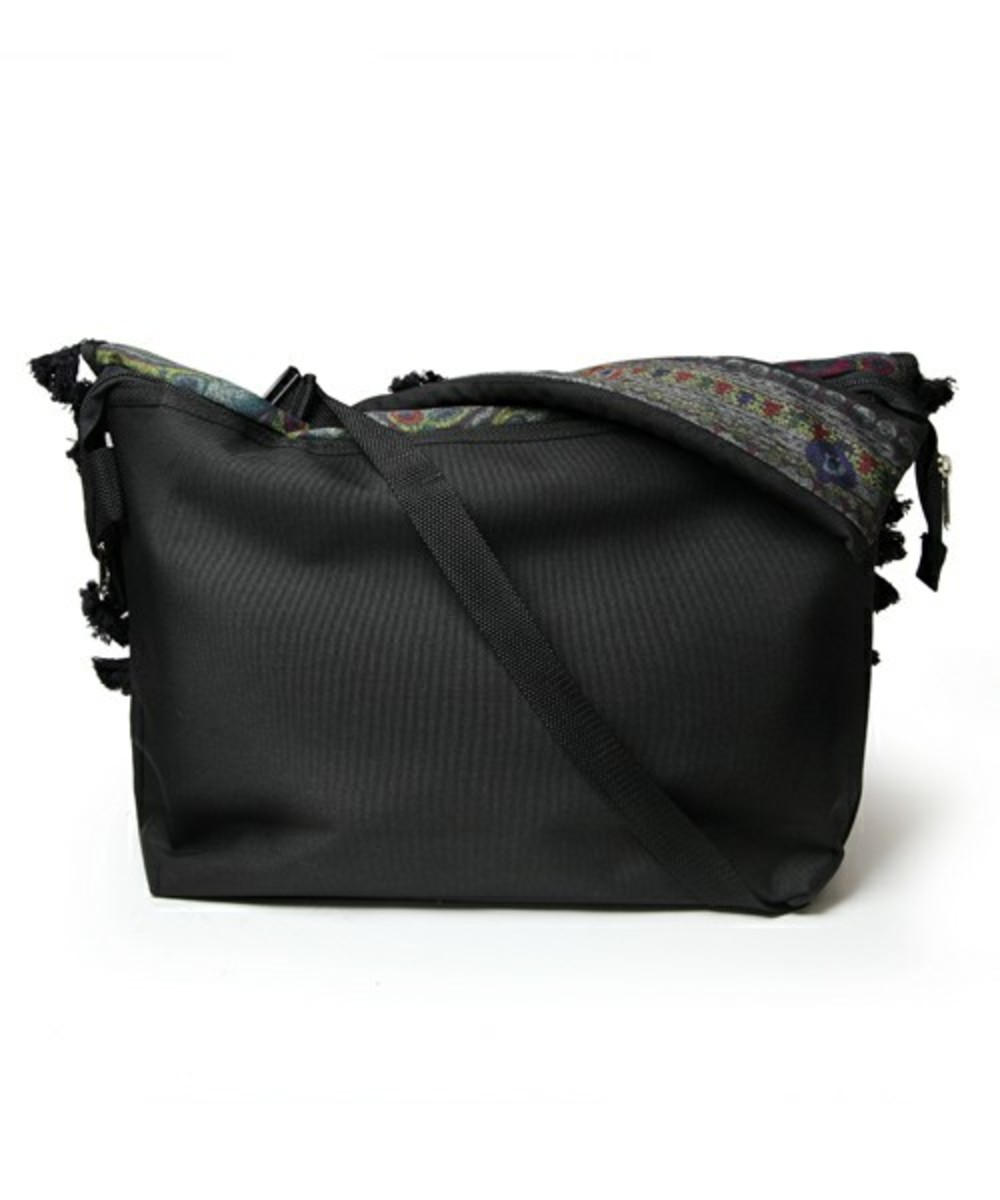 Messenger Bag Black 3