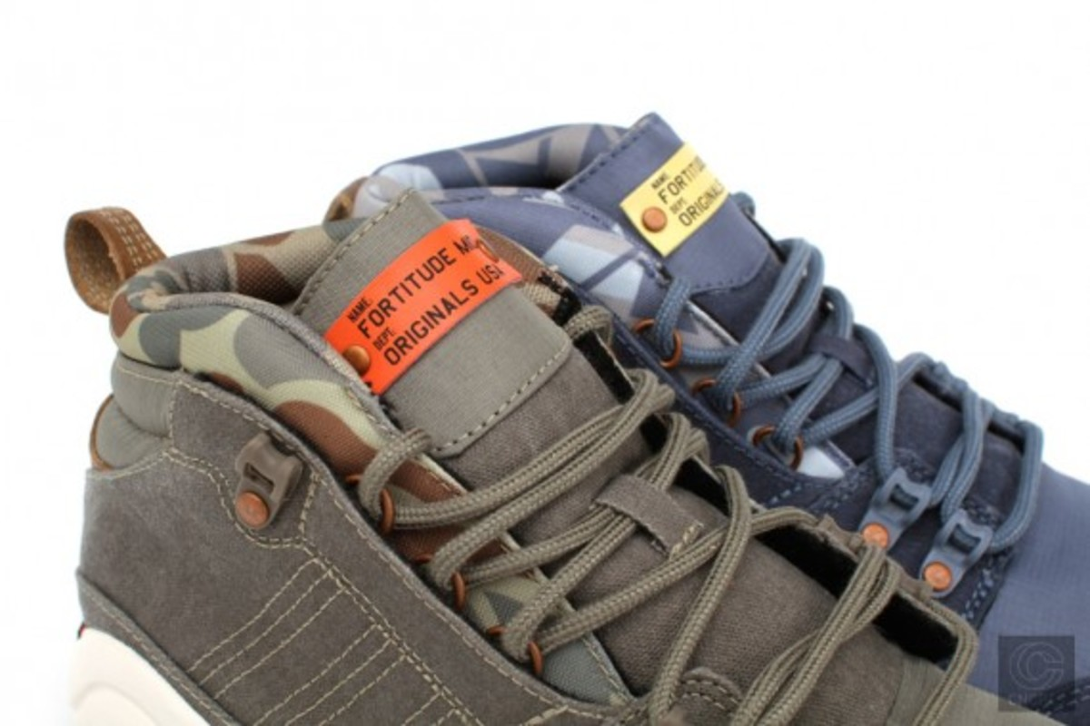 Adidas Fortitude Mid Clay Camouflage 1