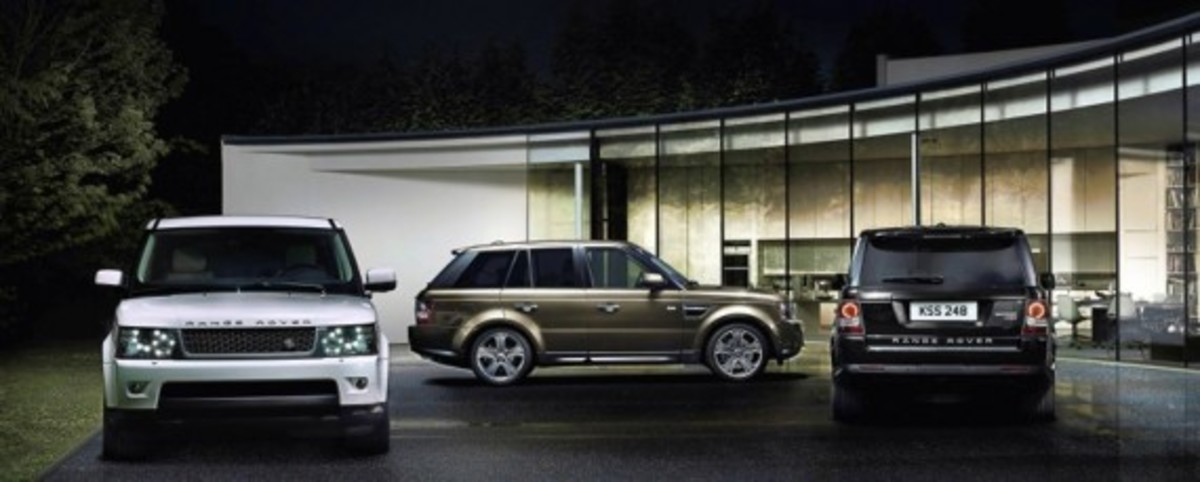 Range Rover Sport Luxury Edition 3