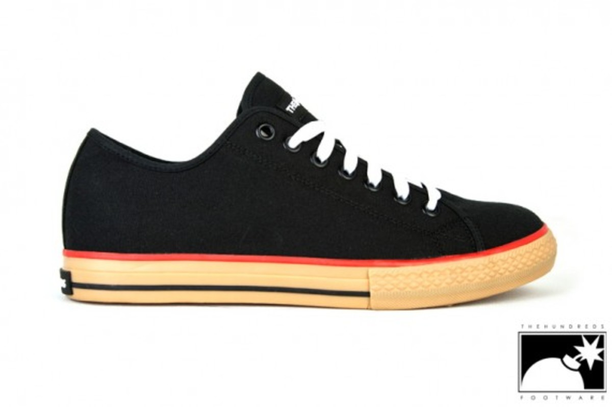 The Hundreds Footware - Spring 2011 Delivery 1