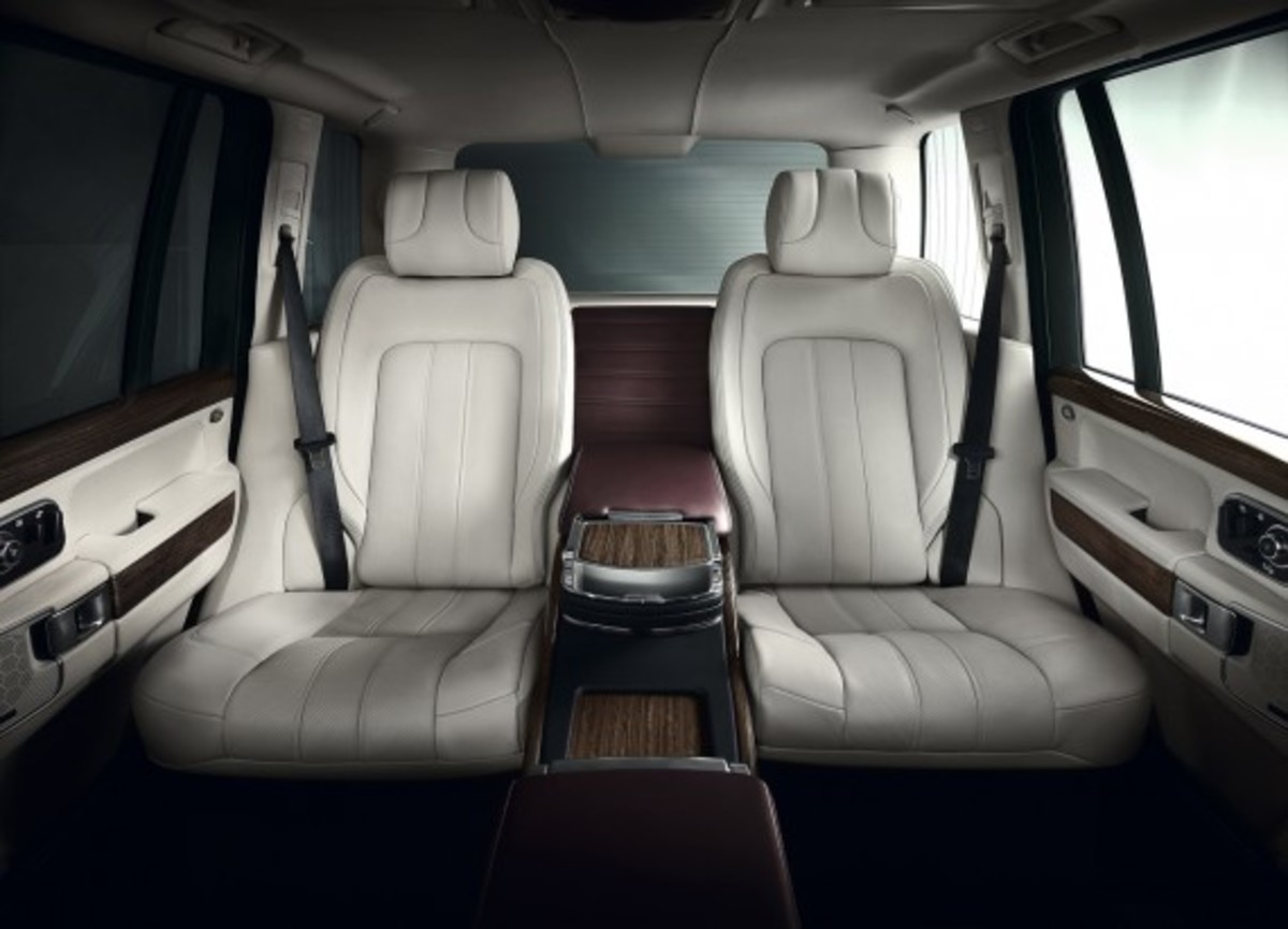 Range Rover Autobiography Ultimate Edition 4