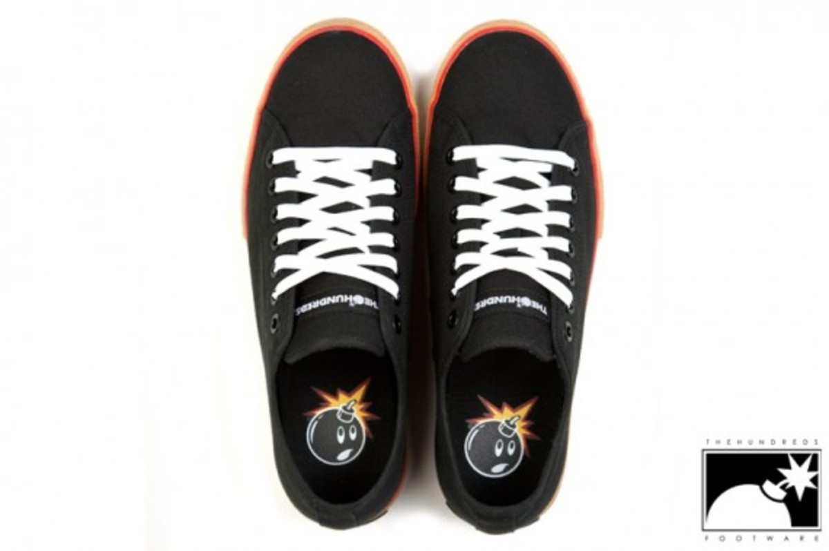 The Hundreds Footware - Spring 2011 Delivery 1 2