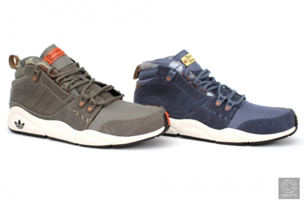 Adidas Fortitude Mid Clay Camouflage 2