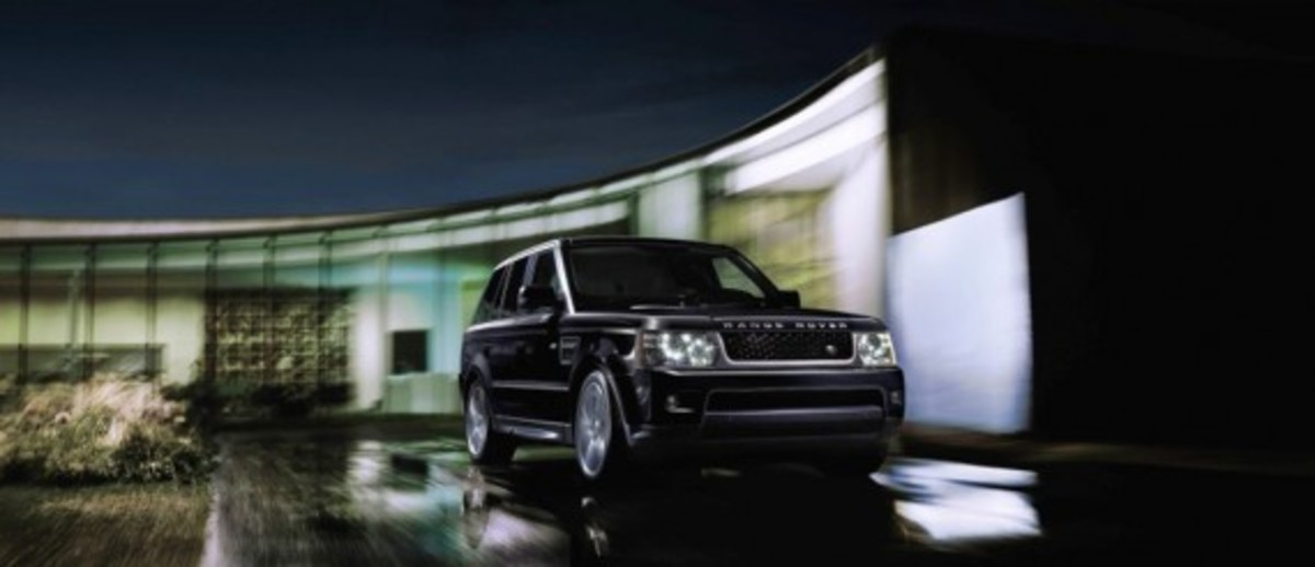 Range Rover Sport Luxury Edition 1