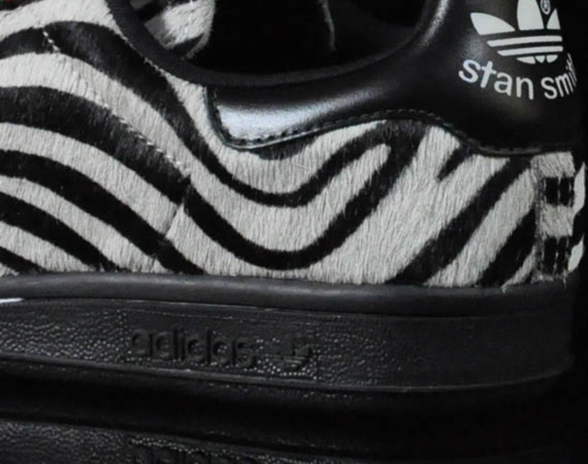 Adidas Stan Smith 80s Lux - Zebra