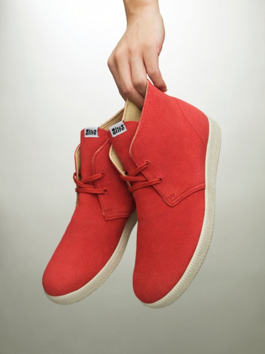 ALIFE Spring 2011 Footwear Collection 2