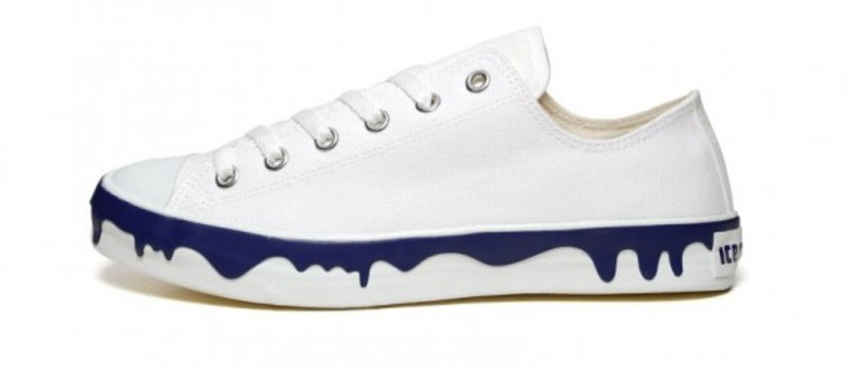 Ice Cream Drippy Sneaker 4