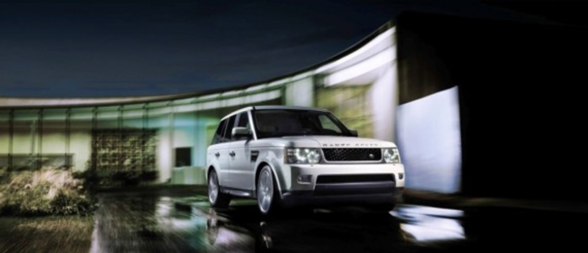 Range Rover Sport Luxury Edition