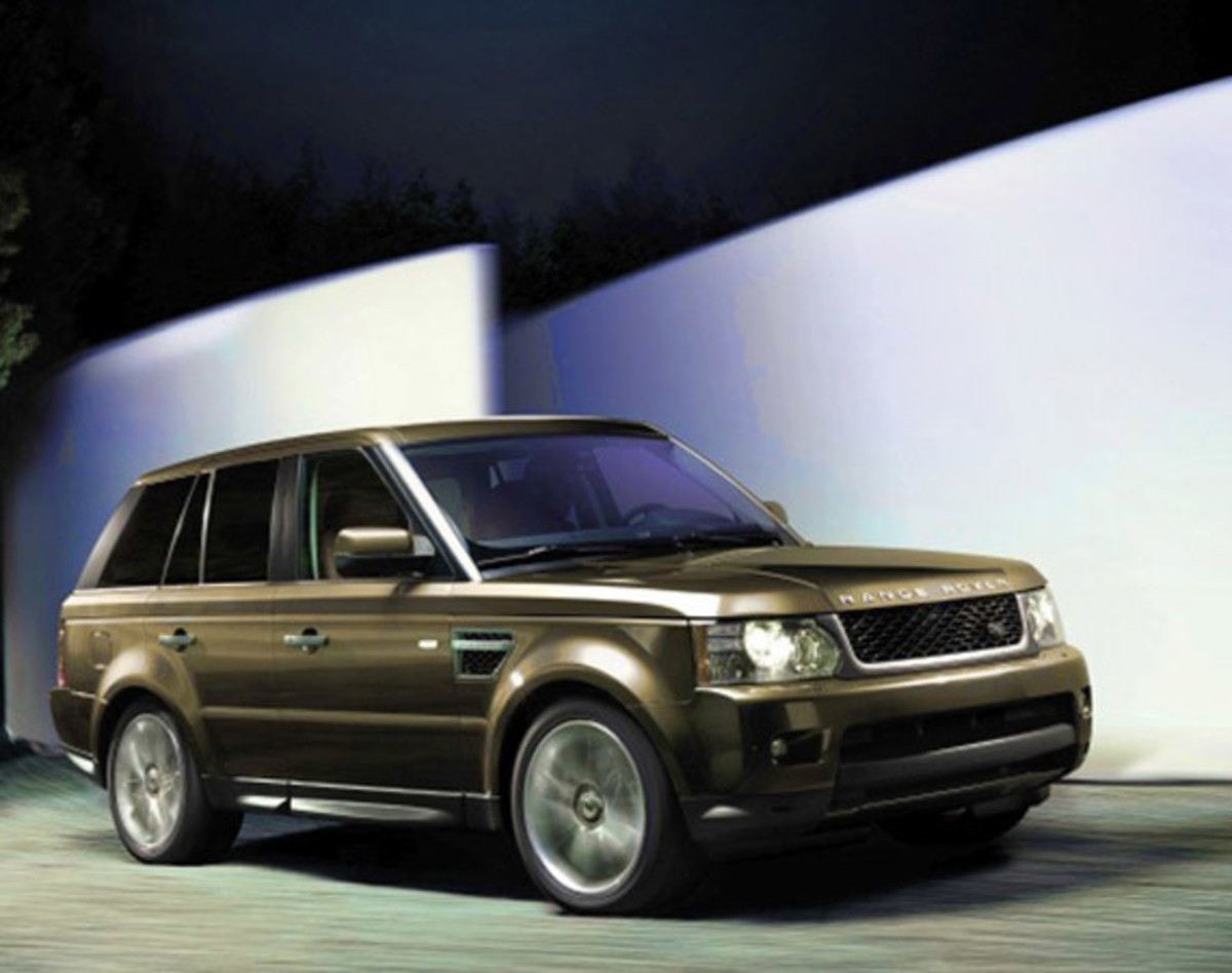 Range Rover Sport Luxury Edition 4
