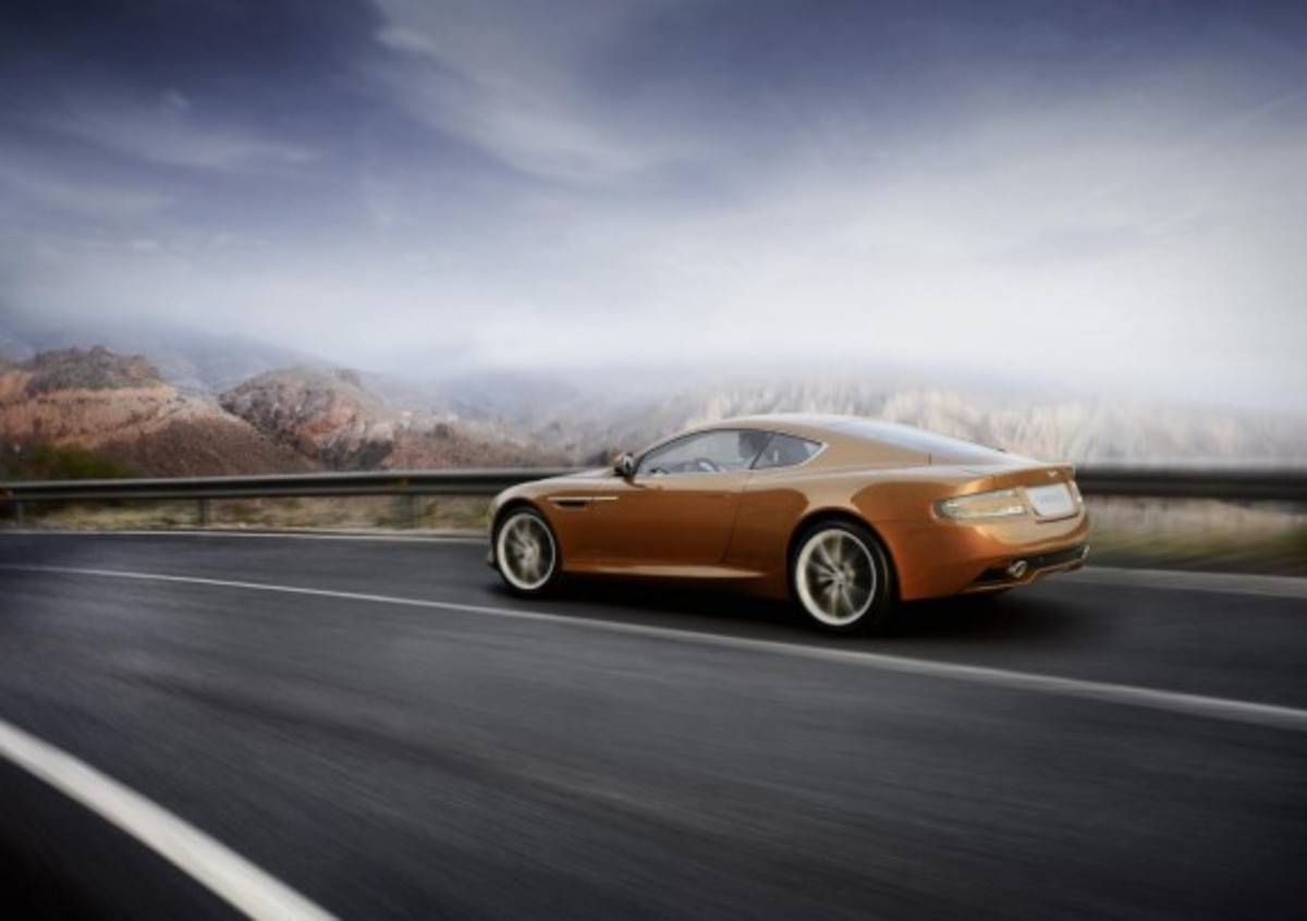 2012 Aston Martin Virage 2