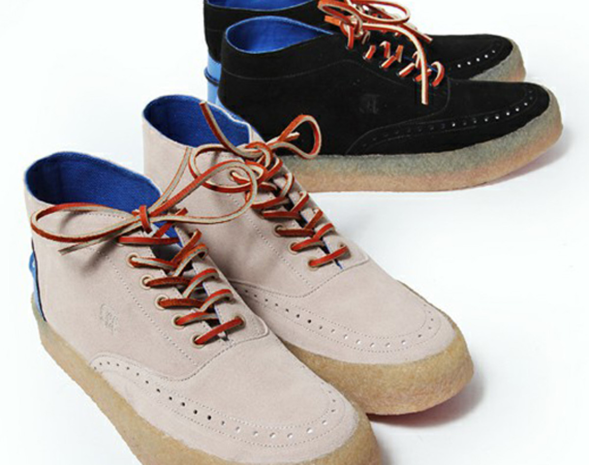 Alife x And A - AA Wood Stock 8