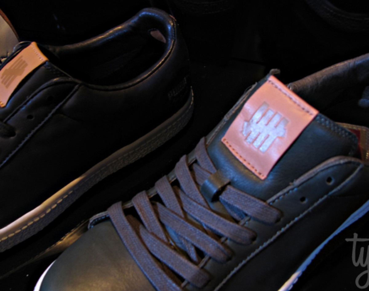 Undefeated x Puma Clyde Preview 1