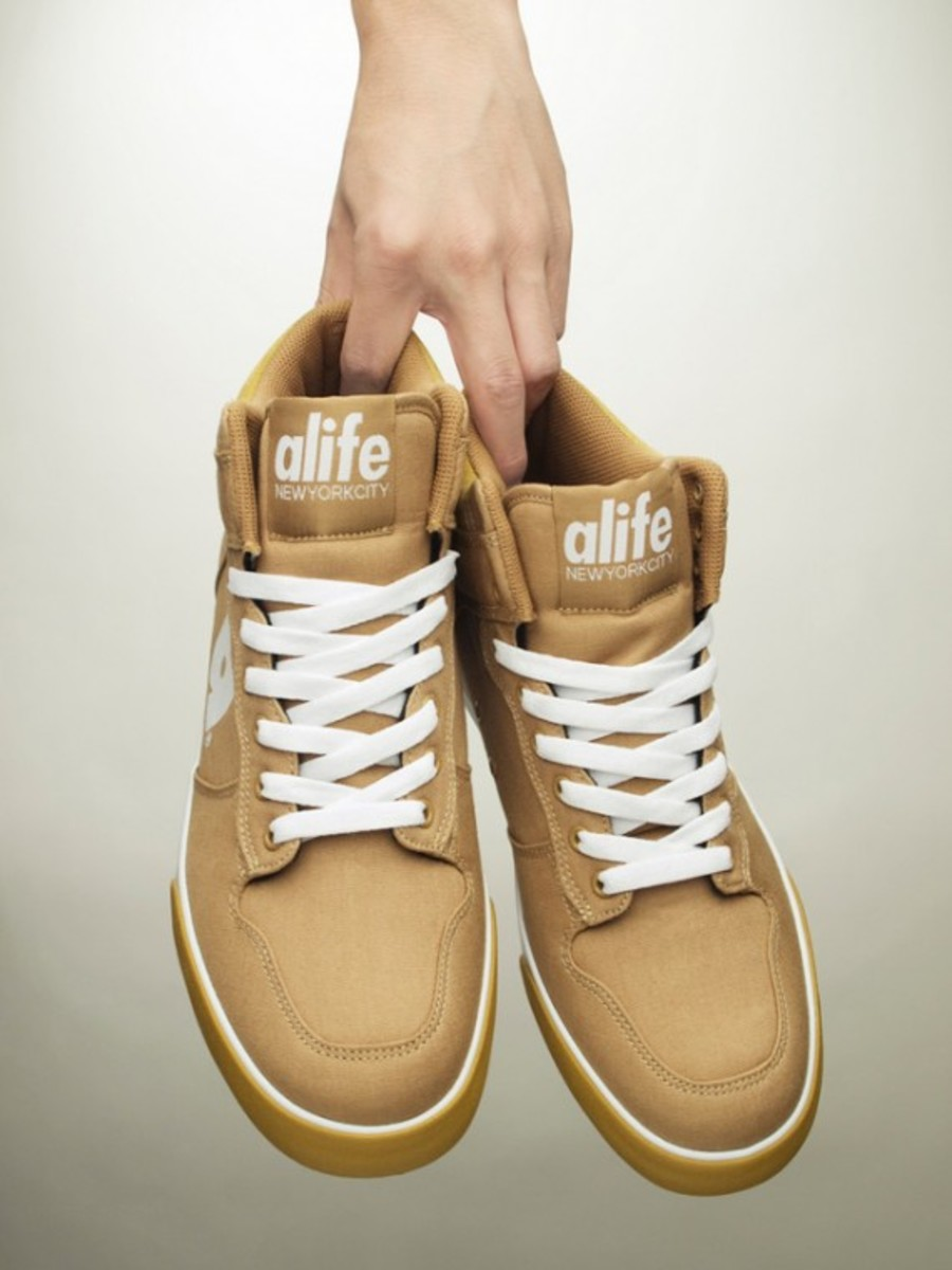 ALIFE Spring 2011 Footwear Collection 5