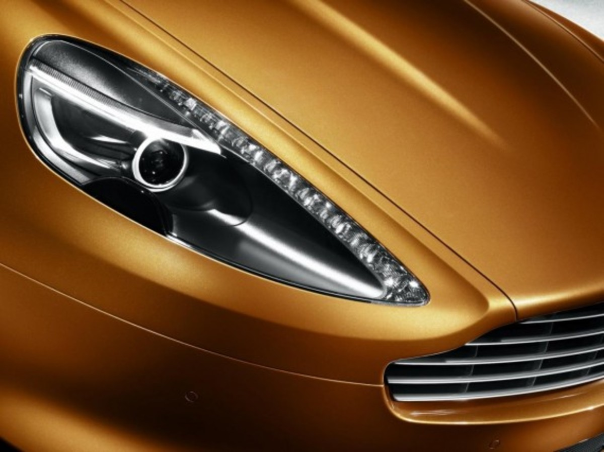 2012 Aston Martin Virage 3