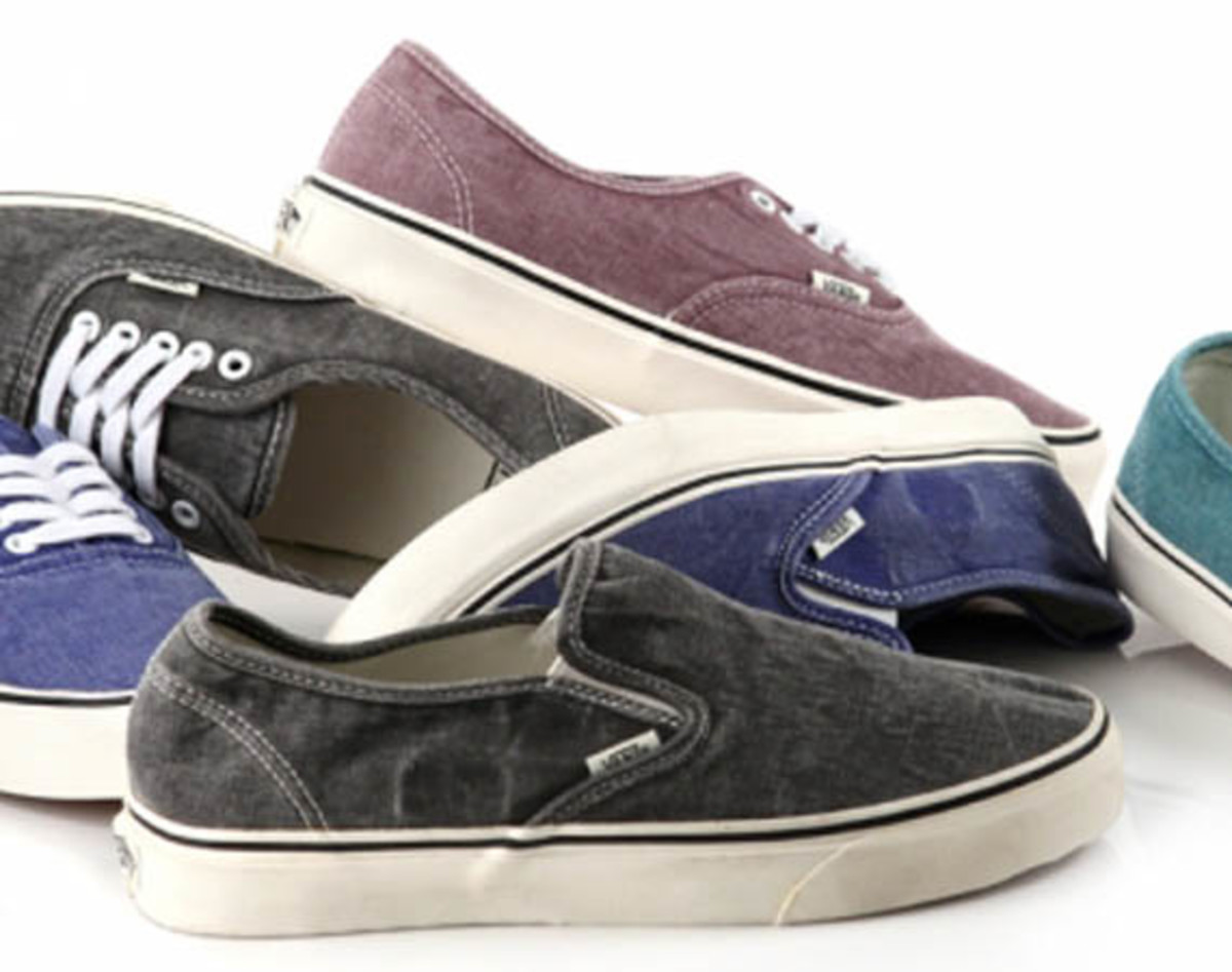 Vans California Washed Pack 6
