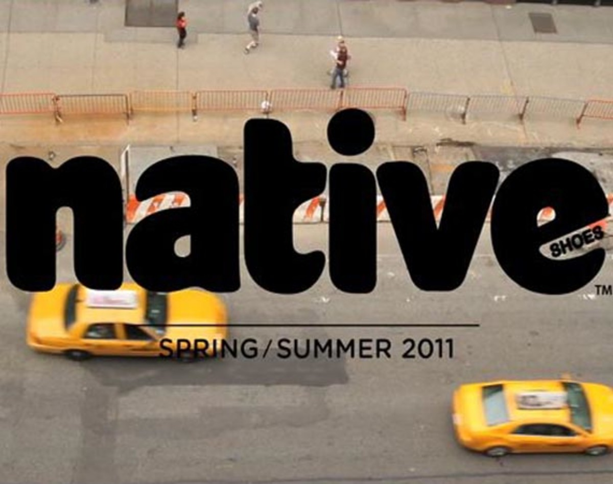 native shoes spring summer 2011 photoshoot