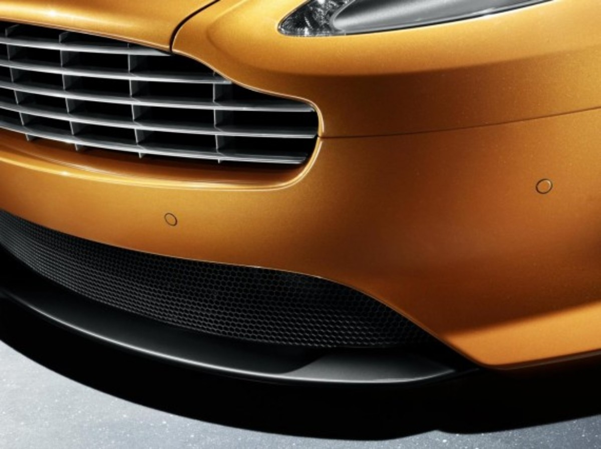 2012 Aston Martin Virage 6
