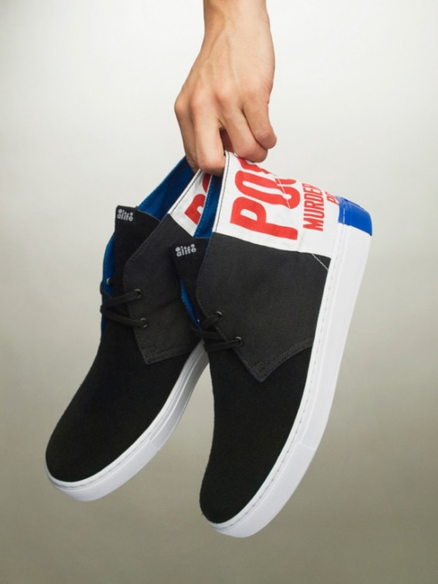 ALIFE Spring 2011 Footwear Collection 8