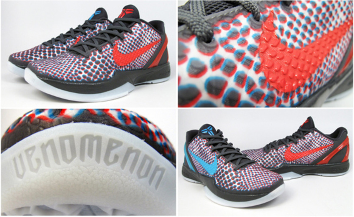 10d21460e57c Nike Zoom Kobe VI (6) - All-Star Hollywood 3-D
