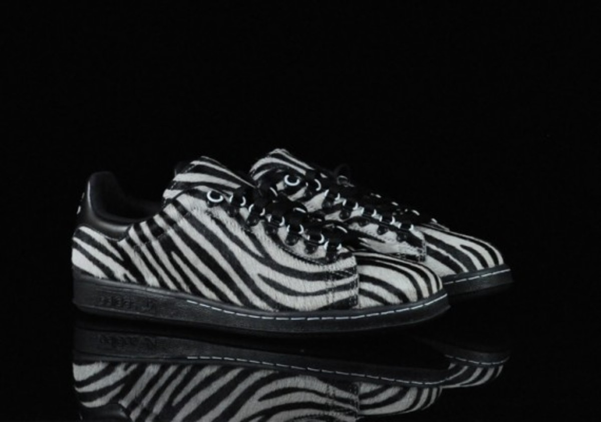 Adidas Stan Smith 80s Lux - Zebra 5