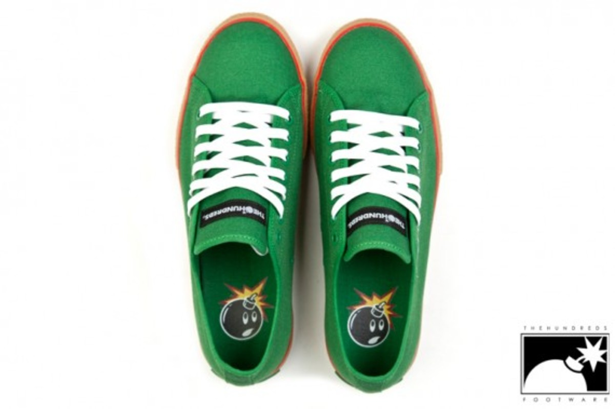 The Hundreds Footware - Spring 2011 Delivery 1 4