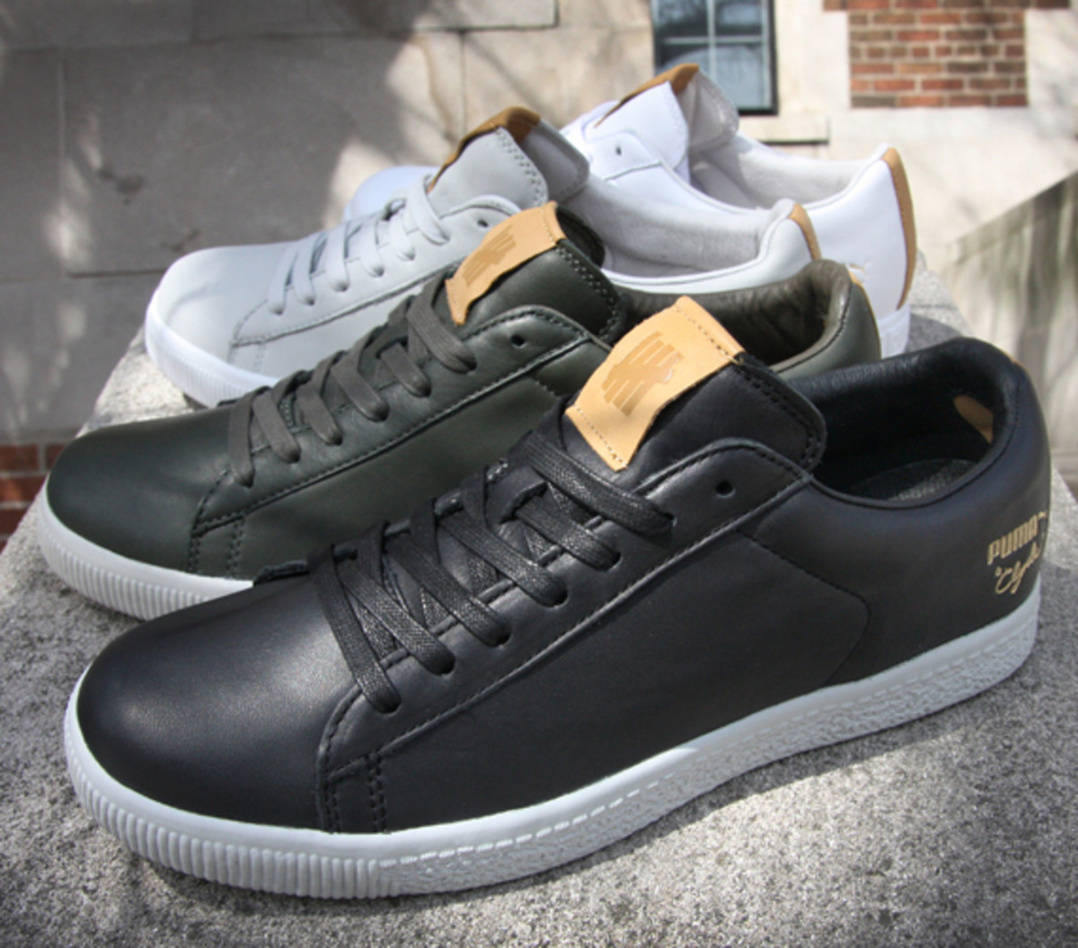 separation shoes a4184 1e41b UNDEFEATED x PUMA Clyde - Spring 2011 Collection - Freshness Mag
