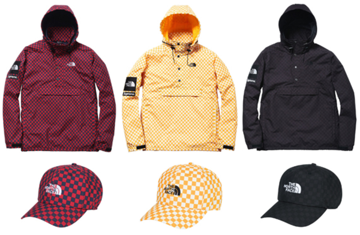 ff7b0f8b275 The North Face x Supreme - Spring 2011 Collection