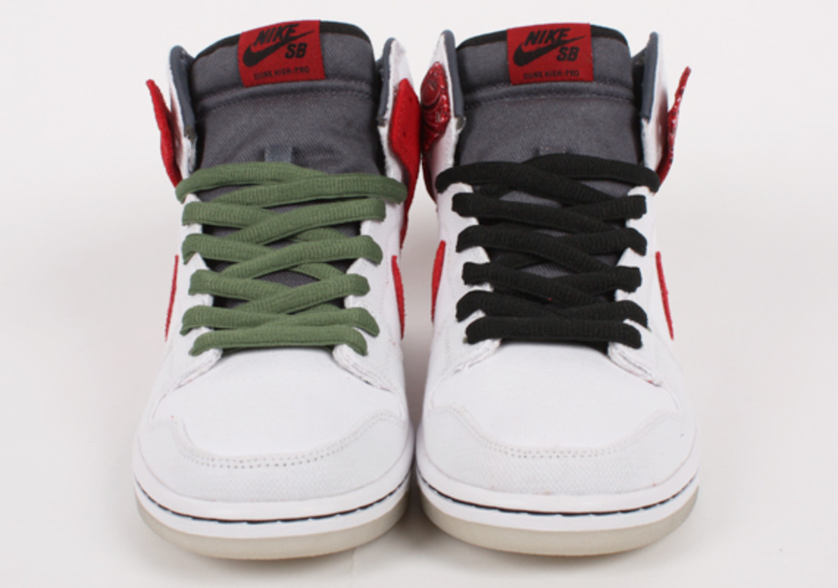 Nike SB Dunk High - Cheech & Chong 8