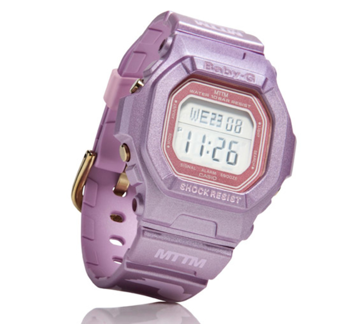 Married-To-The-Mob-x-Casio-Baby-G 3
