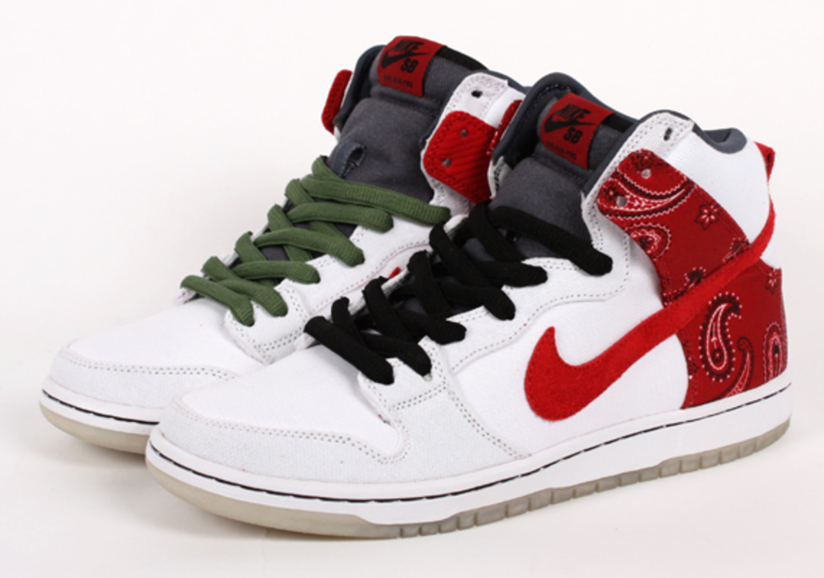 Nike SB Dunk High - Cheech & Chong 5