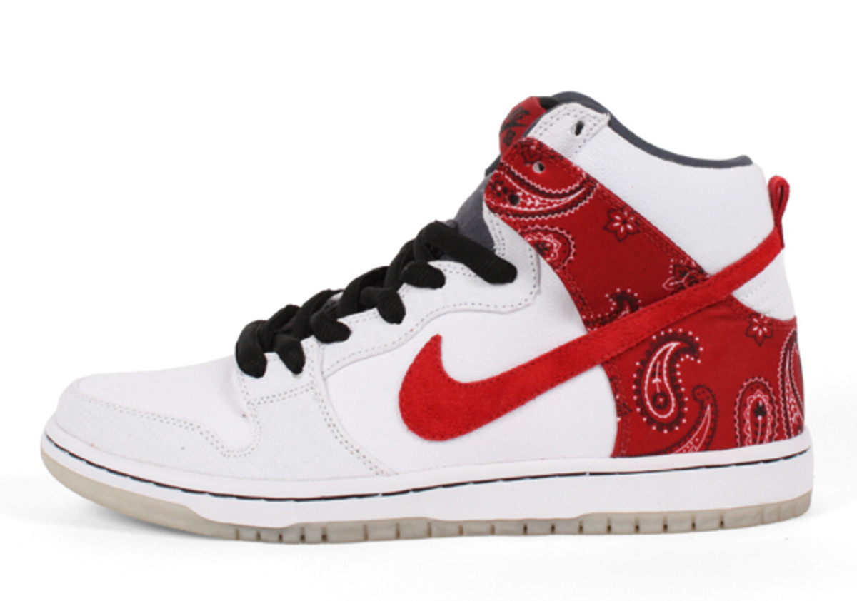 Nike SB Dunk High - Cheech & Chong 1