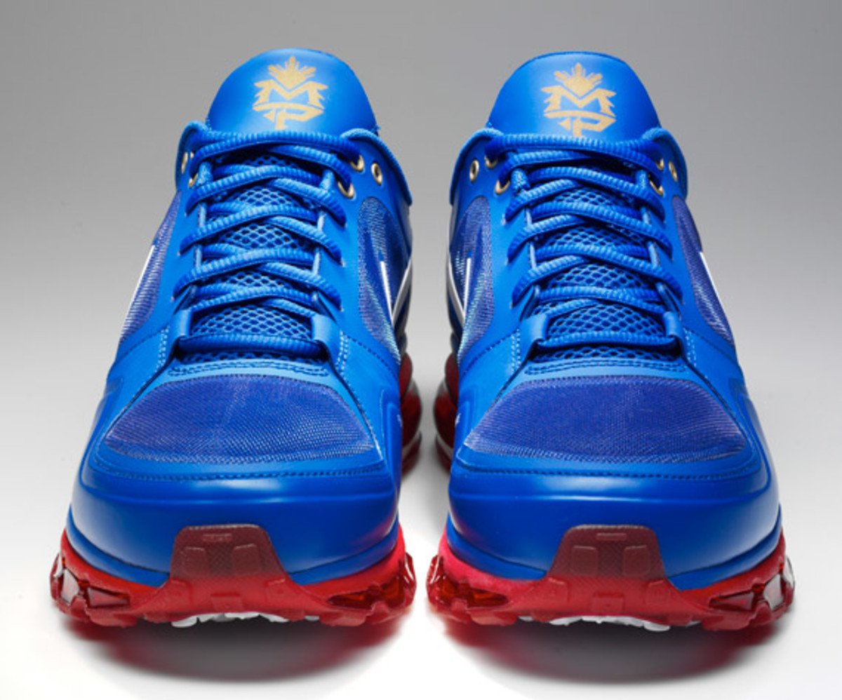 premium selection eb3a2 33dab Manny Pacquiao x Nike Trainer 1.3 Max