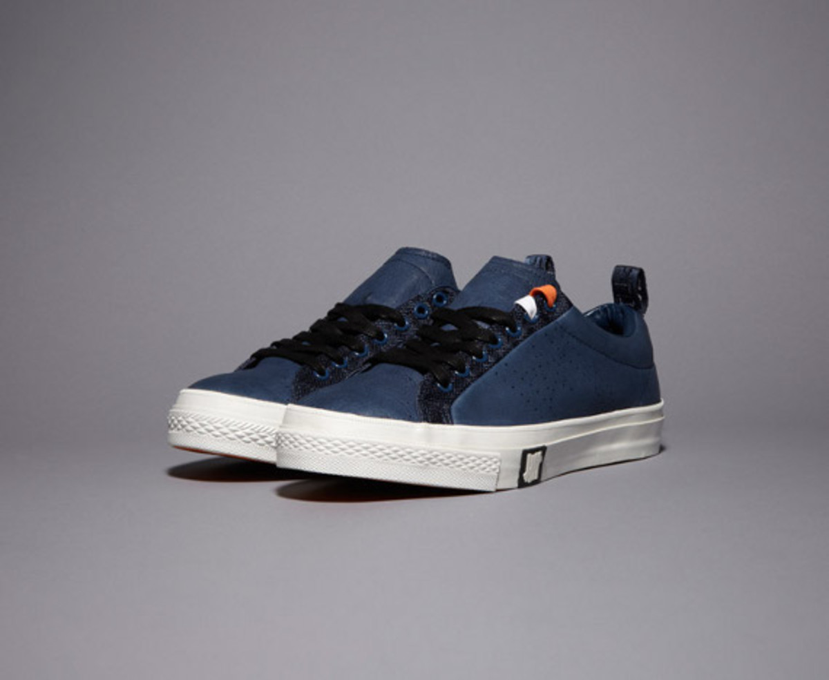 128327986ff7 UNDFTD x CONVERSE Ballistic Navy Capsule Collection - Freshness Mag
