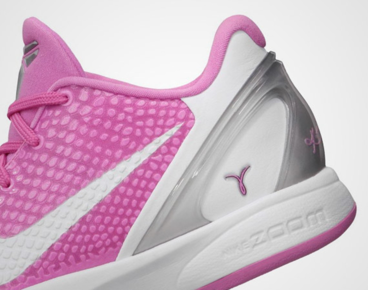 buy popular 4a53e 3a481 ... discount code for kobe bryants signature is the latest nike model to  receive the think pink