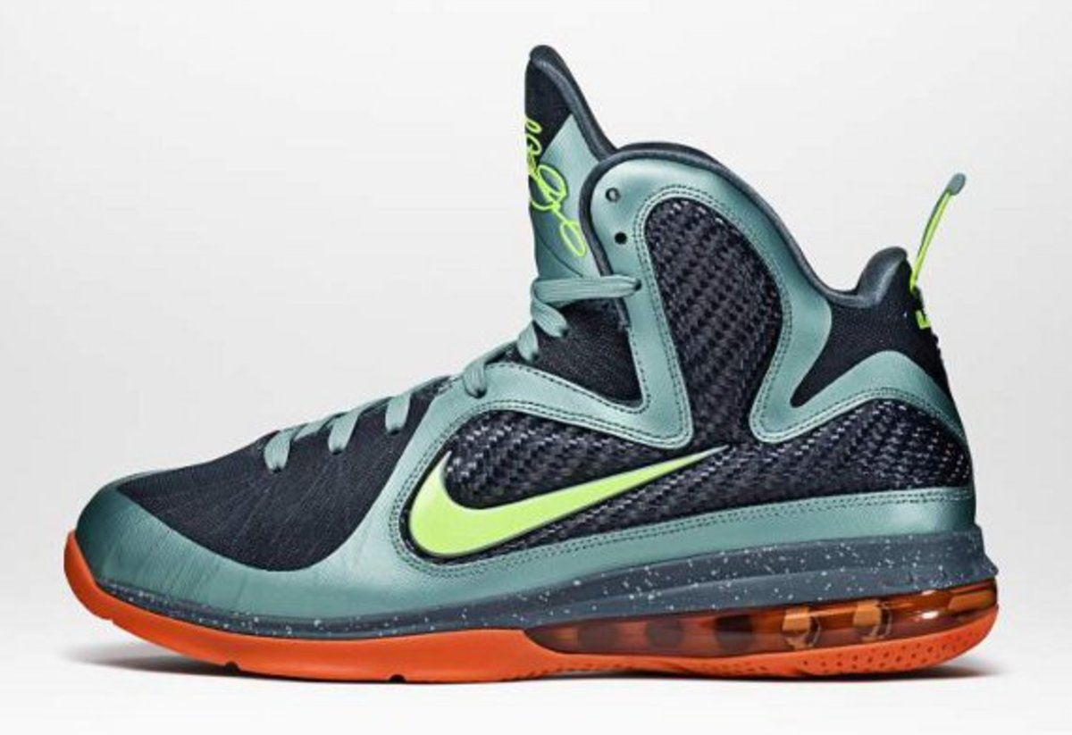 huge selection of cbaab f68fd ... Release Date October 9th, 2011 (Sunday) 12 am EST Nike LeBron 9 ...