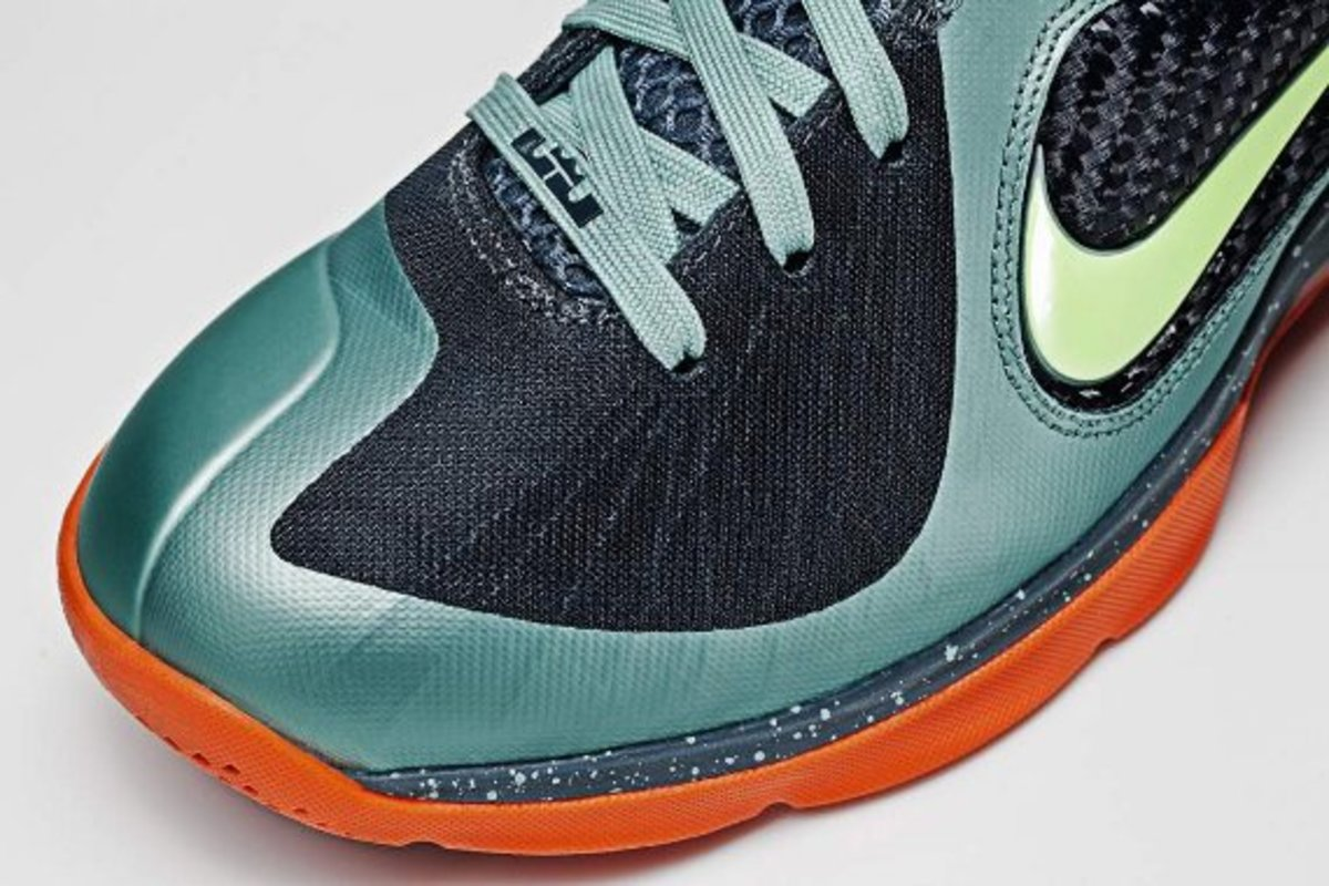 finest selection c3034 37fa9 ... nike lebron 9 cannon Release Date October 9th, 2011 (Sunday) 12 am EST  ...