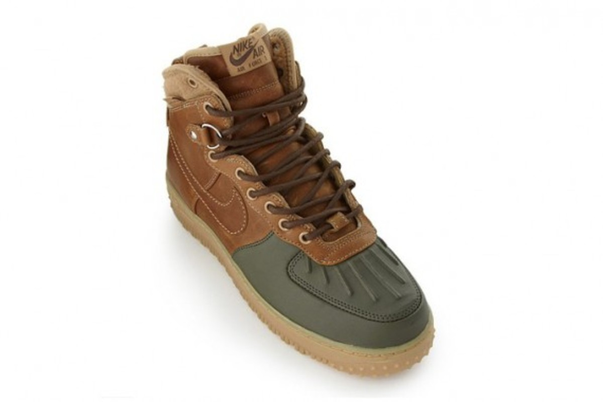 Nike Air Force 1 Duckboot 'Beachtree'