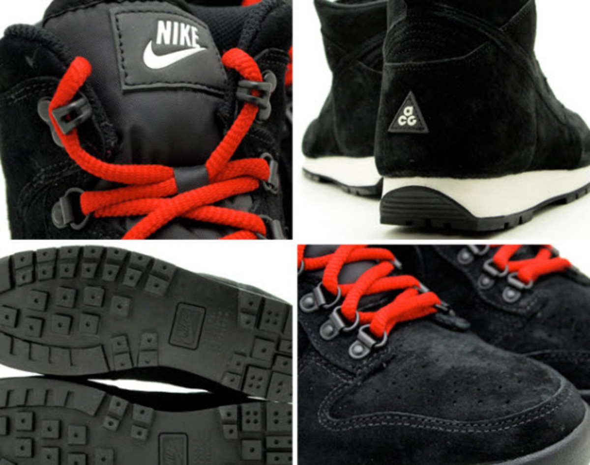 The Nike Lava Dunk High Premium has the sporty feel of a sneaker c3103d833