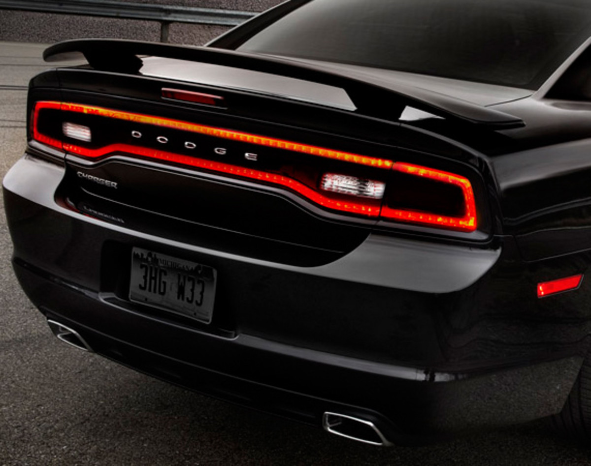 2012 Dodge Charger Blacktop Featuring Beats By Dr Dre
