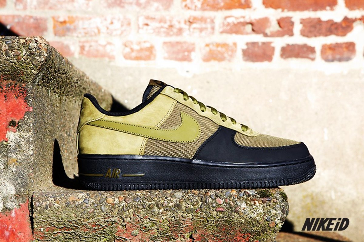 low priced 7aea1 3c370 NIKEiD Air Force 1 iD - Ballistics Design Options   Available Now -  Freshness Mag