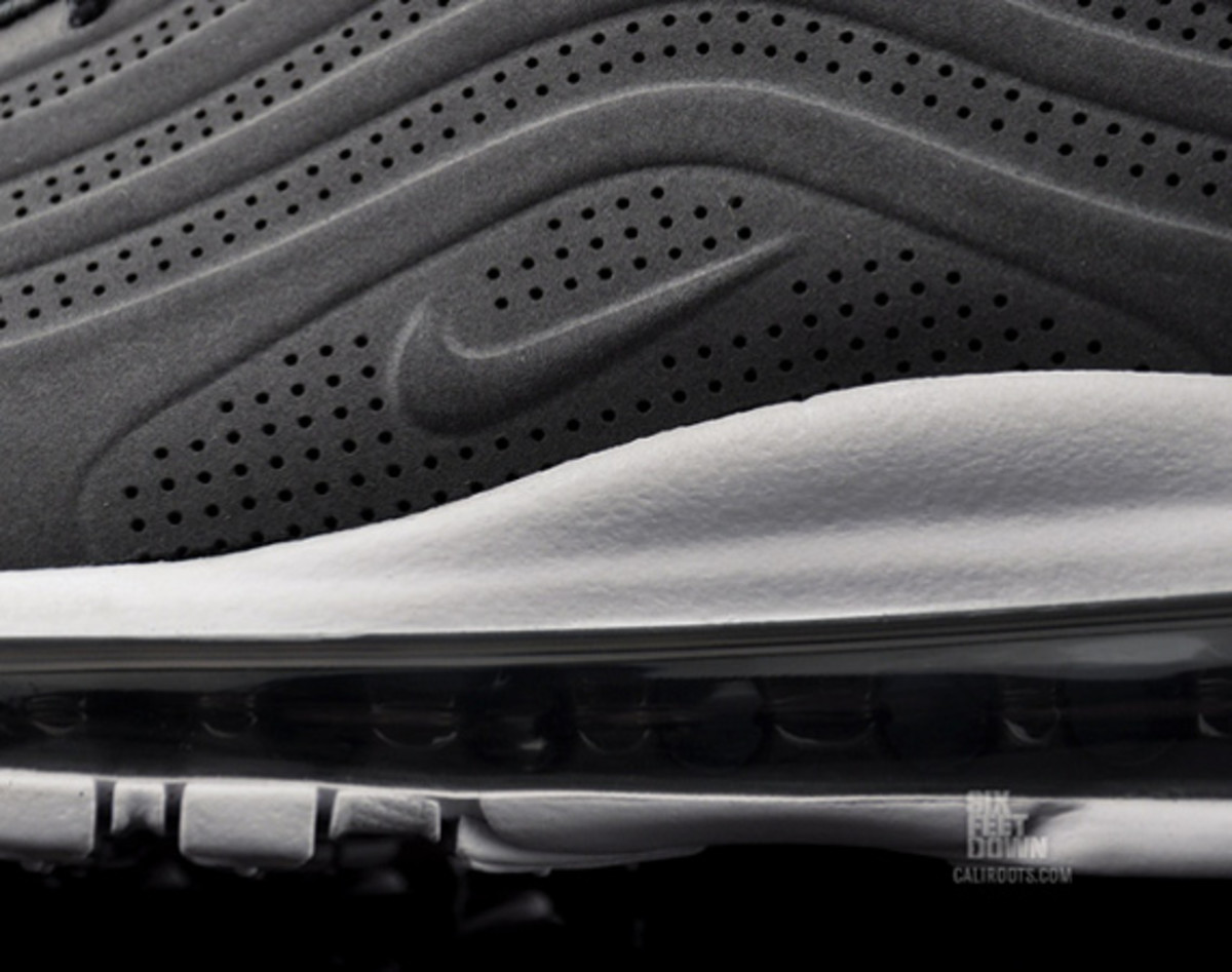 26d54398fb98 Nike Air Max 97 VT Vac Tech Midnight Fog Grey Trainers Sale UK ... build on  a number of flagship models